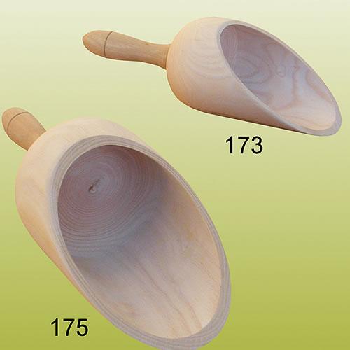 cuillères bois frene pour céréales